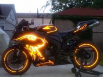Efectuez tunning moto de design, profesional