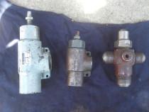 Regulatoare de presiune (Supape de descarcare) hidraulice