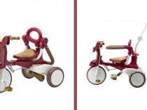 Tricicleta pliabila