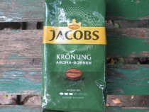 Jacobs Kronung cafea boabe 500 g fabricata in Germania