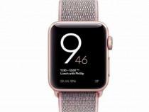 Bratara nylon Apple Watch 38mm, curea ceas seria 1, 2, 3, ro