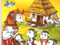 Ion Creanga-Capra cu trei iezi
