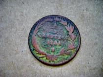A570-Monede Kreuzer Austria vechi bronz circulate Romania.
