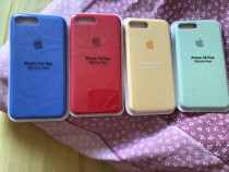 Husa Silicon Originala Apple iPhone 7 Plus/ 8 Plus