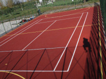 Teren de sport de cea mai buna calitate? Contacteaza-ne!