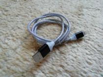 Cablu iphone cu led