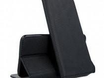 Husa Telefon Flip Book Samsung Galaxy A70 a705 Fashion Black