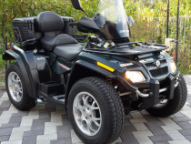 Atv Can Am Outlandee 650cc Max 4x4 Long, recent adus!(brp)