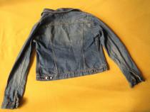 Geaca de blugi dama, originala - marca Guess Jeans