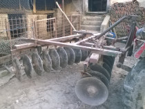 Disc agricol