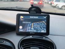 """Gps 5"""" europa completa 2021 autoturism si tir + incarcator"""