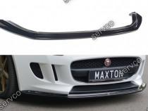 Prelungire splitter bara fata Jaguar F-Type 2013- v2