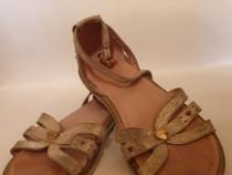 Sandale aurii Mayoral - masura 28