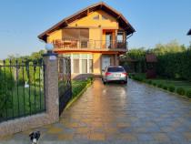 Vila +casa de vacanta Budesti, Valcea
