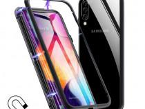 Husa Magnetica Spate Sticla Samsung A10 A20E A40 A50 A70