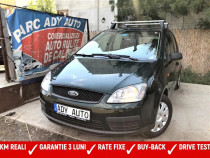 Ford c-max -1,6 b - rate fixe , egale fara avans , clima