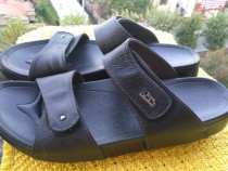 Papuci piele Joya mar.42 (26.7 cm)