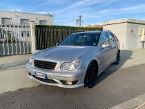Mercedes C220 CDI Facelift Packet AMG Recent Adus