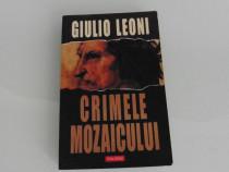 Giulio leoni crimele mozaicului