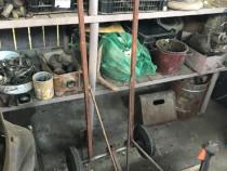 Lama manuala plug lopata pentru curatat zapada cu roti