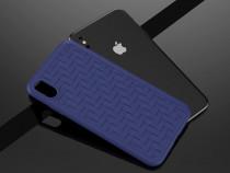 Husa TPU Apple iPhone X / iPhone XS, Hoco premium,albastra