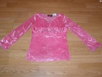 Costum carnaval serbare bluza printesa floare 7-8 ani
