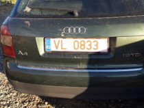 Dezmembrez Audi A4, 1.9 tdi din 2004, cod motor AWX