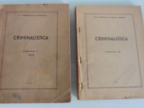 Criminalistica vinberg mitricev doua volume