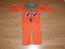 Costum carnaval serbare dovleac pentru copii de 9-12 luni