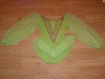 Costum carnaval serbare rochie dans balet pentru adulti M