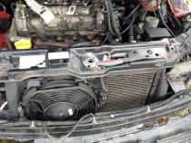 Radiator apa ac cu intercooler si ventilator opel corsa c