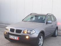 BMW X3 2.0d 4x4/km reali/tuv uri Germania/ToLL valabil/clima