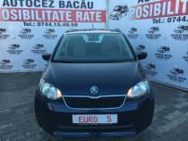 Skoda Citigo 2014-EURO 5-Benzina-Posibilitate RATE-