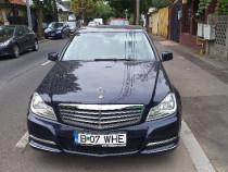 Mercedes Benz-C 200 CDI Elegance