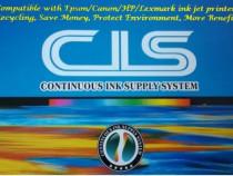 CISS Sistem de alimentare continua cu cerneala pentru imprim
