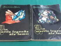 Din marile legende ale lumii /al. mitru/ilustrații marcela c