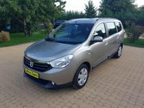 Dacia Lodgy 1.6i benzina , Euro 5