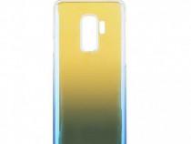 Husa Telefon Plastic Samsung Galaxy S9+ g965 GradientGold