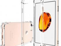 Husa Silicon Ramforsata si Folie Sticla Iphone 7 7+ 8 8+