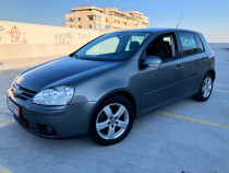 Vw Golf united 2008 1,6 mpi