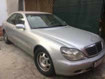 Mercedes s320, benzina, an 2000
