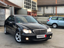 Mercedes-Benz*C180*Kompresor*Avantgarde*km 123276*clima
