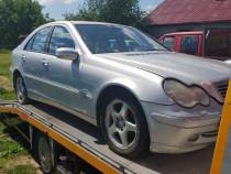 Dezmembrez dezmembram piese auto Mercedes C320 W203 3200 ben