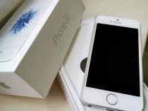 Iphone 5se, silver, cutie