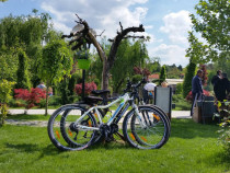 2 biciclete Kilimanjaro MTB + suport de transport