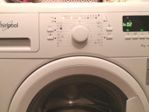 Masina de spalat rufe Slim Whirlpool AWS 71000, 6th Sense Co