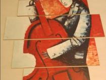 Tablou MDF printat, NOU