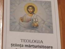 Teologia. Stiinta marturisitoare despre Dumnezeu Ioan Tulcan