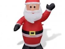 Moș Crăciun gonflabil, 120 cm 242359