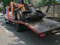 Transport bobcat/ stivuitor/mini excavator